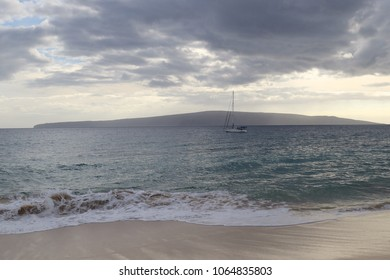 Big Beach at Makena State Park, Maui, Hawaii