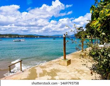 The big beach of sosua