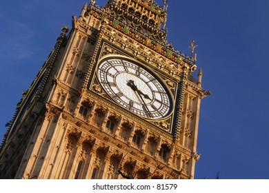 Big Ben clock tower 2