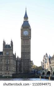 Big Ben Clock Tower London Landmark