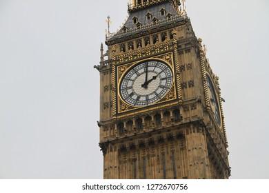 Big Ben Houses of Parliament London