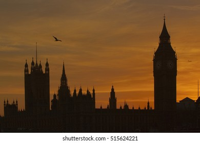 Big Ben and The Houses of Parliament Westminster London