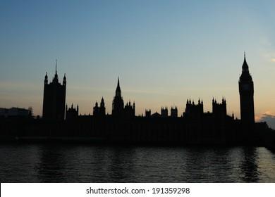 Big Ben of London