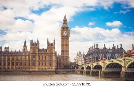 Big Ben London England`