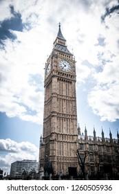 Big Ben. London. Great Britain.