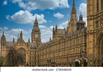 The Big Ben in London, UK