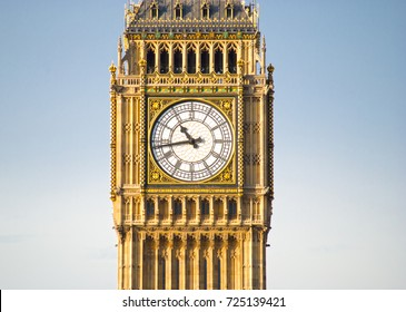 Big Ben in London,England