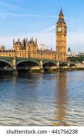 Big Ben in London,UK