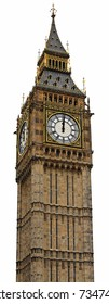 Big Ben Panorama (HighRes) - Palace of Westminster, London