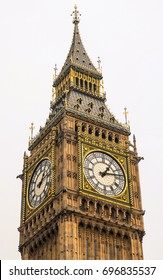 Big Ben tower clock London