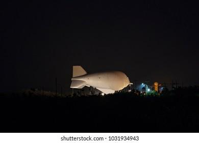 Big Bertha (Blimp that monitors Cuba)