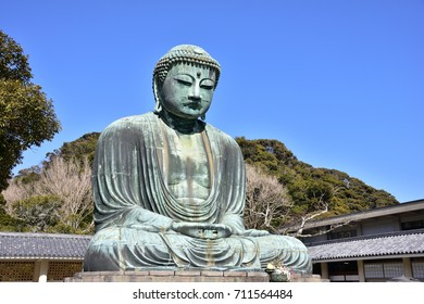 Big bhudda in Kamakura