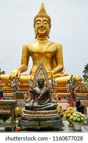 Big Bhudda in Pattaya, Thailand, Phattaya, 21.08.2018