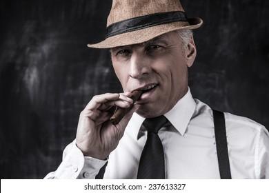 Mafia Boss Images, Stock Photos & Vectors   Shutterstock