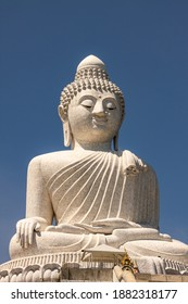 The Big Buddha, can be see no matter where you are on the southern part of the island.