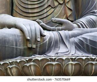 Big Buddha Hand