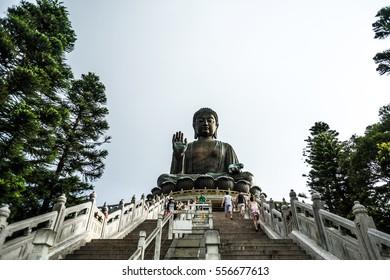 Big Buddha / Lantau Island