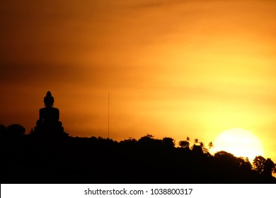 Big Buddha, Phuket - THAILAND