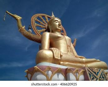 Big Buddha in Samui, Thailand