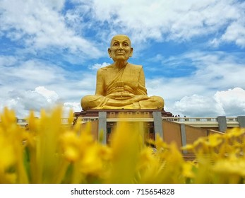 Big buddha statue in Thailand
