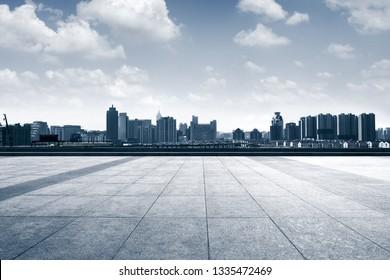 The big building