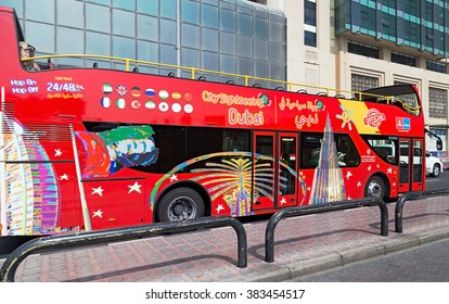Big Bus excursion Dubai, The Day Tour is a hop-on, hop-off sightseeing tour of Dubai, with a personal recorded commentary available in 12 languages. Dubai, UAE
