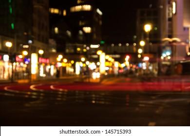 big city lights in berlin