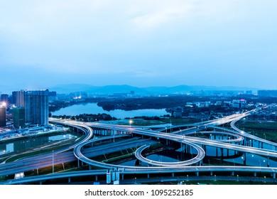Big City Transport Hub