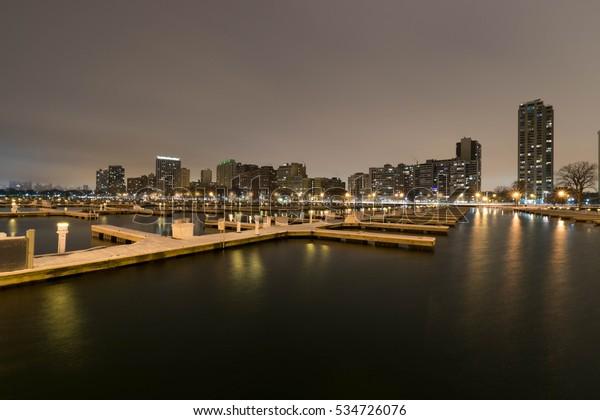 Big City's Harbor