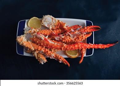 Big crab legs