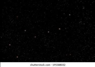 Big Dipper in the constellation Ursa Major