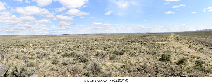 The Big Empty, Steens Highway, Malheur County, Southeastern Oregon