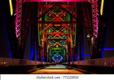 Big Four Bridge - Louisville, Lentucky