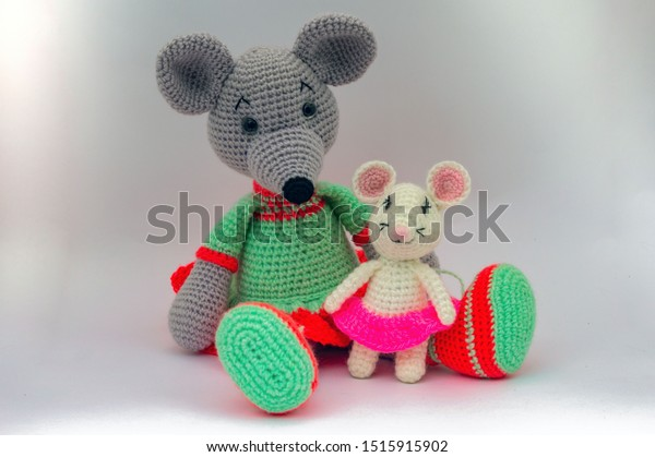 Little Muggles | Baby Mouse Pattern | 419x600