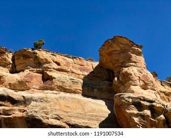 Big Hanging Sandstone in Colorado