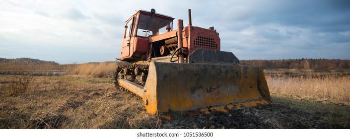 big heavy duty construction equipment, industrial series