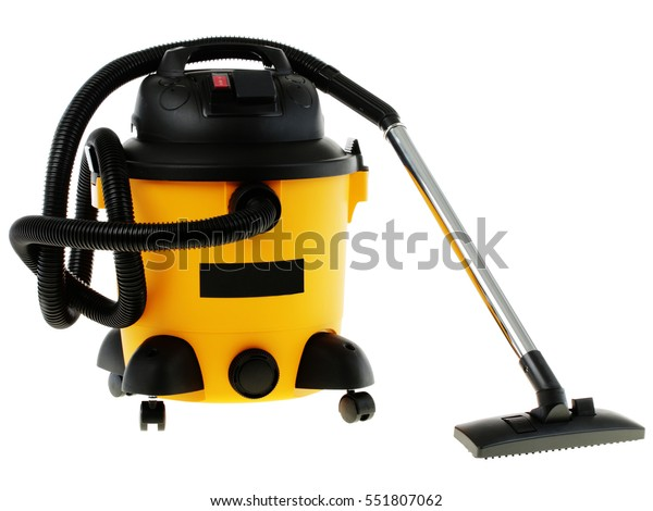 Big Industrial Vacuum Cleaner Stock Photo (Edit Now) 551807062