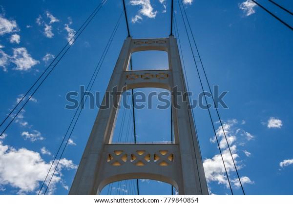 Big Mack, The Mackinaw Bridge