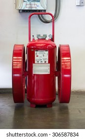 Big Mobile Fire extinguishers