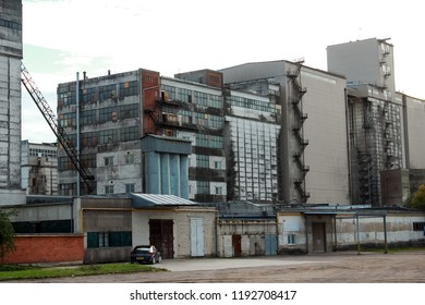 Big old factory