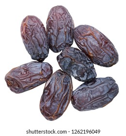 big ripe dates heap