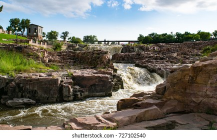 Big Sioux River at Sioux Falls, South Dakota