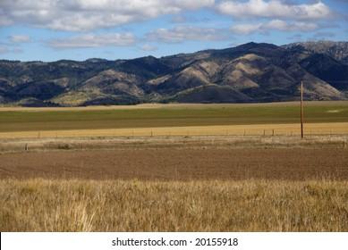 Big sky - Bridger Teton National Forest, daho