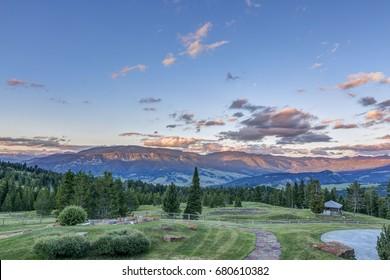 Big Sky, Montana, USA