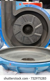 Big slurry pumps for mining industry