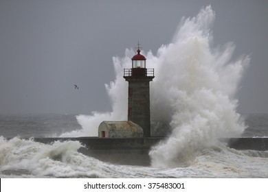 Lighthouse Storm Images, Stock Photos & Vectors | Shutterstock