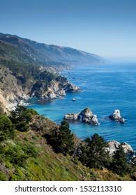 Big Sur California Pacific coast