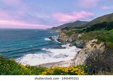 Big Sur California Travel Destination