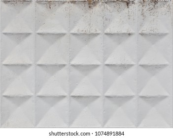 Big texture background of concrete fence wall.