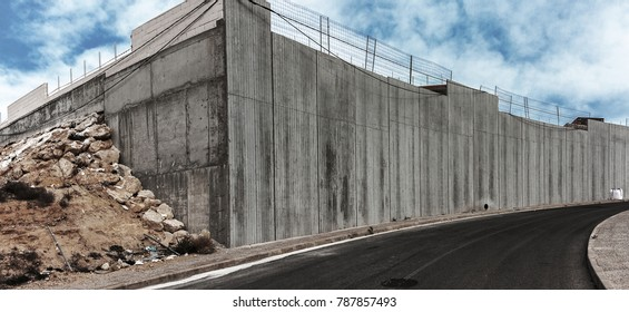 The big wall